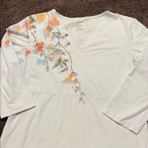 J Jill tee shirt